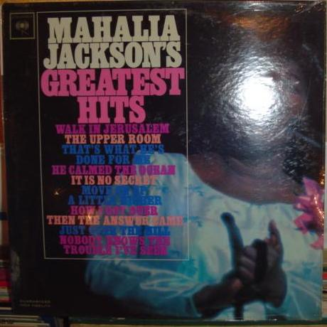 Mahalia Jackson - Greatest Hits - Columbia USA - Mono Sealed